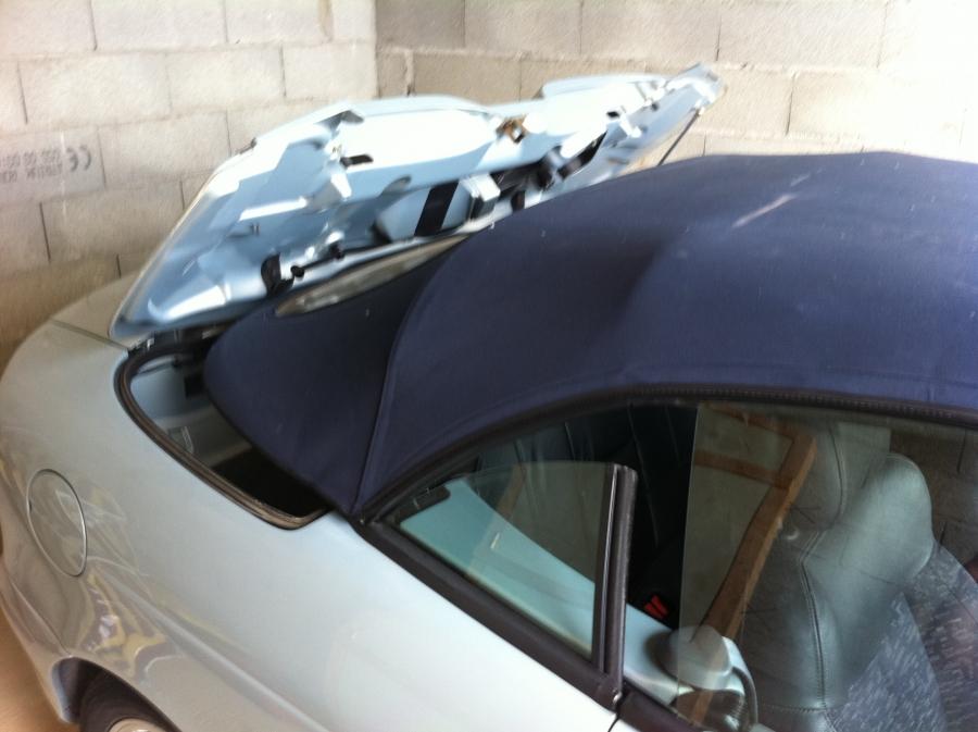 Bip Capote Renault Megane 2 Essence Auto Evasion